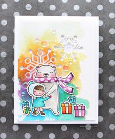 Holiday Card Series 2015 - Day 11