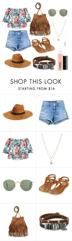 """Untitled #123"" by jess-kett ❤ liked on Polyvore featuring Amici Accessories, rag & bone/JEAN, Elizabeth and James, LC Lauren Conrad, Topshop, H&M, BillyTheTree and MAC Cosmetics"