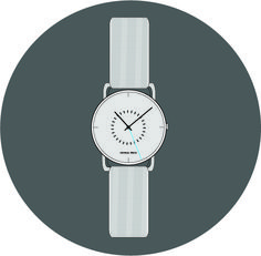 'Focus' Wristwatch design by Abhinav Misra. Modern , contemporary , Minimalist
