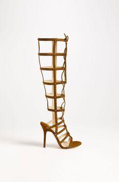 Jimmy Choo 'Mogul' Caged Sandal Boot | Nordstrom