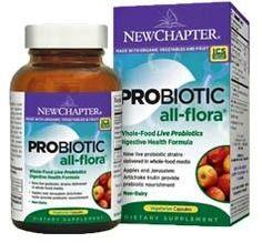 New Chapter, Probiotic All-Flora, 120 Veggie Caps (Discontinued Item) Dairy Free Probiotics, Live Probiotics, Food For Digestion, Organic Vegetables, Whole Food Recipes, Vegan Recipes, Immune System, Mainz, Vegane Rezepte