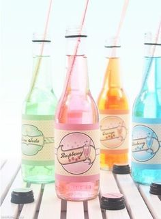 Pastel Sodapop girly pretty pop soda bottle pastel soda pop