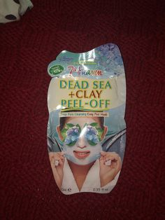 Dead Sea clay peel off mask #7thHeaven #HowToMakeGreenTeaMask #FaceCare30S #CharcoalMaskBenefits Charcoal Mask Benefits, Charcoal Mask Peel, Face Peel Mask, Peel Off Mask, Skin Peeling On Face, How To Make Greens, Happy Skin, Moisturizer With Spf, Dead Sea