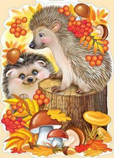 Cute Wallpaper Backgrounds, Cute Wallpapers, Nursery Rhymes Songs, Fallen Book, Cute Hedgehog, Autumn Activities, Hedgehogs, Art Classroom, Spring Crafts