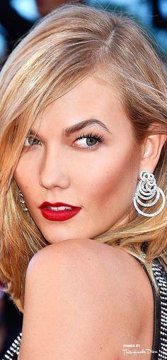 #Karlie #Kloss ♔ Cannes Film Festival 2015 Red Carpet ♔ Très Haute Diva ♔