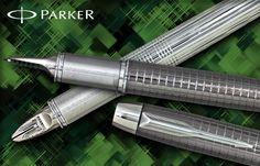 Parker Generation IM New Pen, Writing Instruments, Fountain Pen, Pens, Interior Decorating, Butter, Decor, Interior Design, Butter Cheese