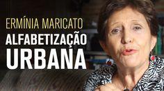 """Revelando as ligações entre urbanização e luta de classes, a arquiteta e urbanista Ermínia Maricato explica por que é urgente combater o """"analfabetismo urban..."""