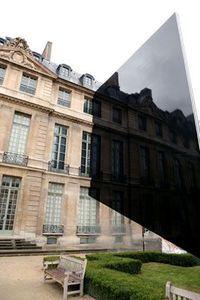 Daniel Buren, Hôtel Salé - Musée Picasso