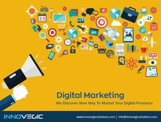 We Discover New Way to Market Your Digital Presence. Whatever your business is we help you take your online efforts to the next level. Contact us today for your Digital Marketing needs.  #DigitalMarketing #SEM #PPC #SEO #SMO #Innovegic