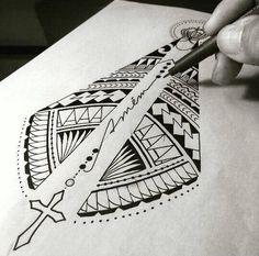 Amém Tattoo Word Fonts, Word Tattoos, Picture Tattoos, Tatoos, Great Tattoos, Tattoos For Guys, Fiji Tattoo, Religious Tattoos, Chest Tattoo