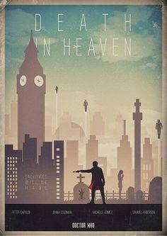 Death in Heaven - Poster