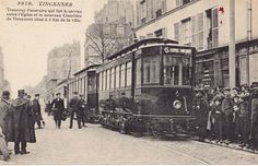 Vincennes tramway funeraire