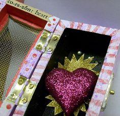 el corazon shrine by refabulous, via Flickrmexican art