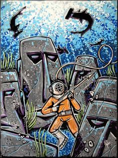 Big_Ryans Tiki art -- Tiki Central