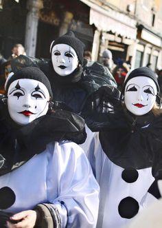 Carnival of Venice,Venice, Italy: