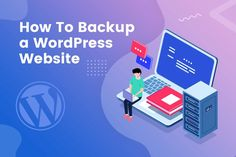 A WordPress site backup, or rather, website backup is simply a copy of your site that you can reinstall (restore). In that case, should something go wrong such as hacking or mistakenly deletion of files do occurs. Design Development, Wordpress Theme, Restore, Website