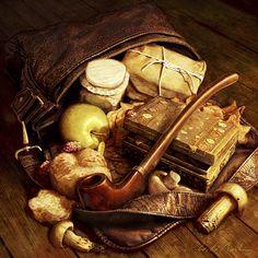 Hobbit Provisions - LOTR LCG