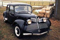 Citroën Traction Avant 11BL by Emile Tonneline 1938 (carrossier et fabricant d'accessoires automobiles à Courbevoie dans les années 1940-50, avec le logo 'E.T'):