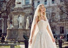 Eddy K Milano Style MD197 - Sleeveless, Ball Gown wedding dress   itakeyou.co.uk #weddingdress #wedding #weddingdresses #weddinggown #bridalgown #bridaldress #weddinggowns #engaged