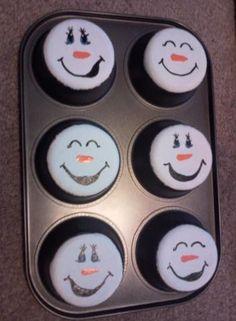 Cupcake Tin Close Up 2