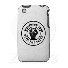 Northern Soul iPhone 3 Cases
