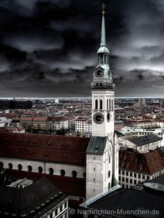 Alter Peter München #Munich