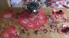 Jana Melas Pullmannová: Valentínske prestieranie Tree Skirts, Christmas Tree, Holiday Decor, Blog, Youtube, Home Decor, Scrappy Quilts, Homemade Home Decor, Xmas Tree