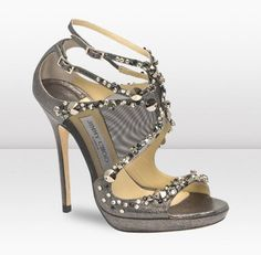 Jimmy Choo VIOLA Project Crystal Collection
