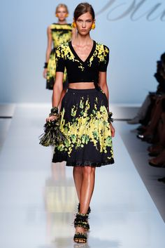 Blumarine | Spring 2012 Ready-to-Wear Collection