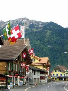 Balmer's Herberge, Interlaken, Switzerland