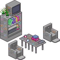 Mahjong furni set by teezkut.deviantart.com on @deviantART