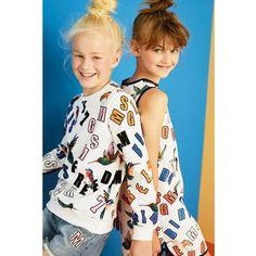 MSGM - Mini Me printed sweatshirt - 175700