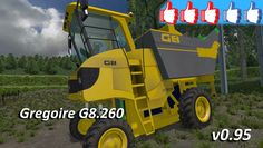 Review Gregoire G8.260 #FS15