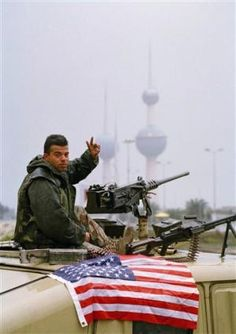 Remember the Gulf War.
