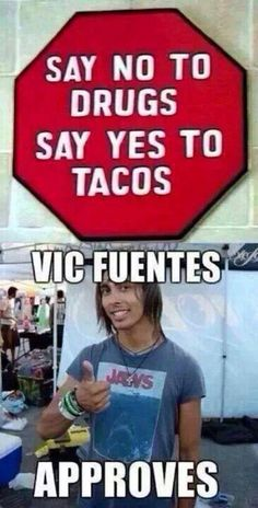 VIC FUENTES APPROVED!