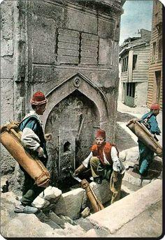 Sakalar - 1900 ler