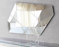 Diamond Specchio Cattelan - Specchi in lista nozze | Mollura Home Design