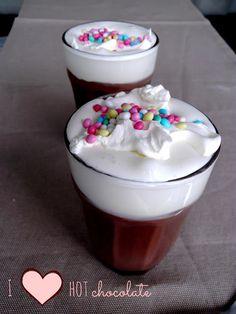 Cucina di Barbara: food blog: Ricetta Cioccolata densa in tazza