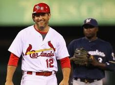 Lance Berkman...love that smile