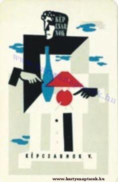 1962 - 1962_0045 - Régi magyar kártyanaptárak