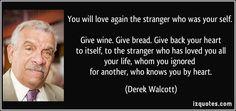 Derek Walcott Quotes. QuotesGram