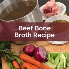 "Celebrities call this the ""fountain of youth"" and the ""botox alternative."" Here's a great Beef Bone Broth recipe—give it a try and check out the amazing benefits for your skin, waistline and health. This recipe is on my site—LINK in bio! http://drkellyann.com/paleo-recipes/2014/04/22/bone-broth/ Prep time: 10 min • Cook time: 10 hr • Yield: 12 servings Ingredients : - 2 unpeeled carrots, scrubbed and roughly chopped - 2 stalks celery, including leafy part, roughly chopped - 1 medium onion…"
