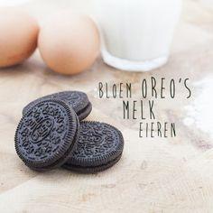 Gefrituurde Oreo koekjes