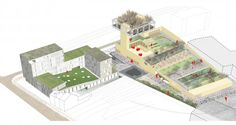 Cultural and Economic Center, St. Truiden, Belgium | Organization for Permanent Modernity
