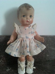 """Effanbee  """"CANDY  KID""""   Composition Doll Vintage"""