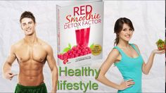 Red Smoothie Detox Factor REVIEW|Lose 15 pounds(14d)