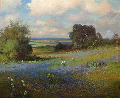 Texas Bluebonnets by Robert Wood