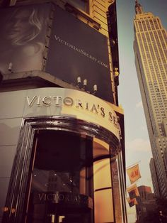 NY...the motherland of all Victoria Secrets 34th