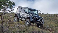 Prima unità: Mercedes G500 4x4² - BBC Top Gear