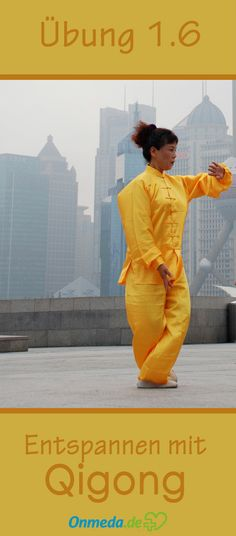 Video: Qigong Übung 1.6 (Bildquelle: istock)